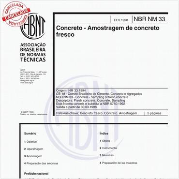 NBRNM33 de 02/1998
