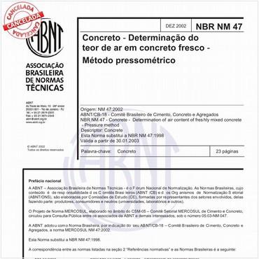 NBRNM47 de 12/2002