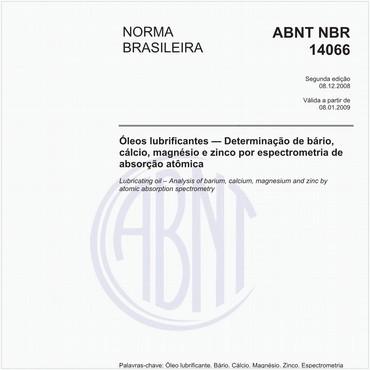 NBR14066 de 12/2008