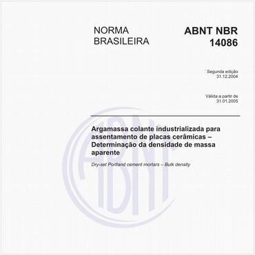 NBR14086 de 12/2004