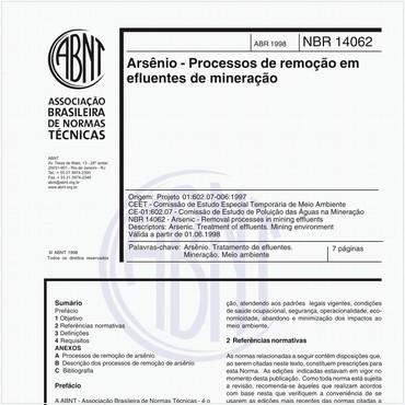NBR14062 de 04/1998