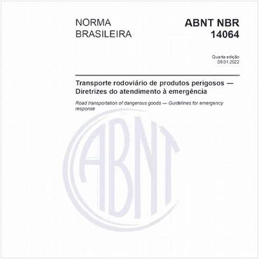 NBR14064 de 07/2015