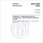 NBR14094