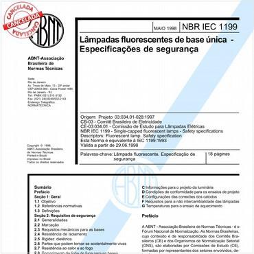 NBRIEC61199 de 05/1998