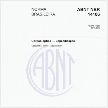 NBR14106 de 10/2019