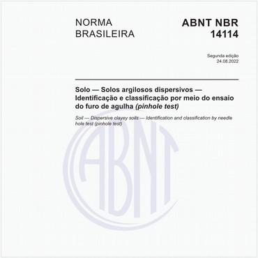 NBR14114 de 06/1998