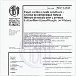 NBR14133