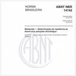 NBR14142