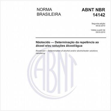 NBR14142 de 02/2010