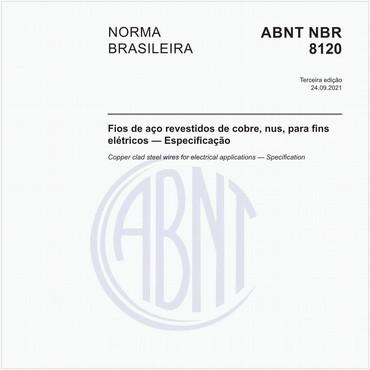 NBR8120 de 03/2013