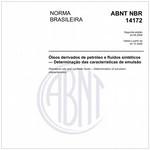 NBR14172