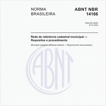 NBR14166 de 08/1998