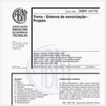 NBR14170 de 08/1998