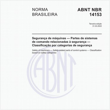 NBR14153 de 05/2013