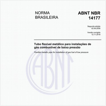 NBR14177 de 06/2008