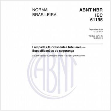 NBRIEC61195 de 03/2014
