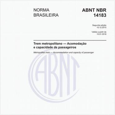 NBR14183 de 12/2015