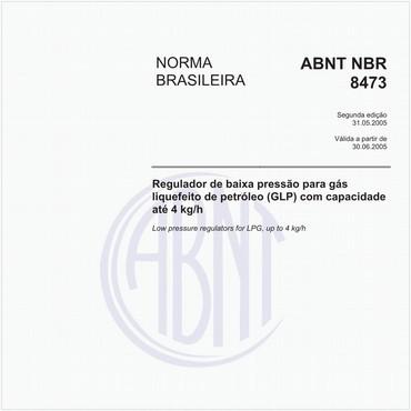 NBR8473 de 05/2005
