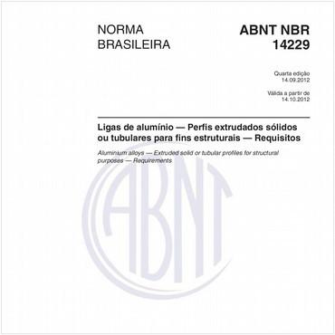 NBR14229 de 09/2012