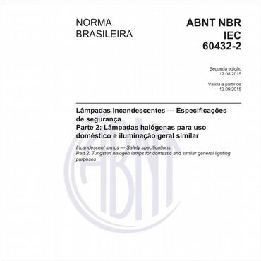 NBRIEC60432-2 de 08/2015