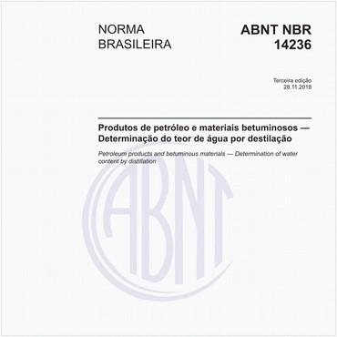 NBR14236 de 11/2018