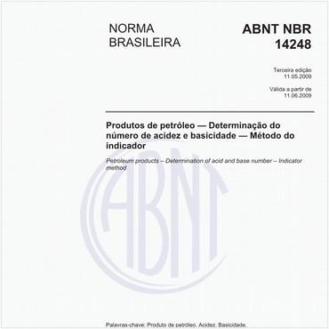 NBR14248 de 05/2009