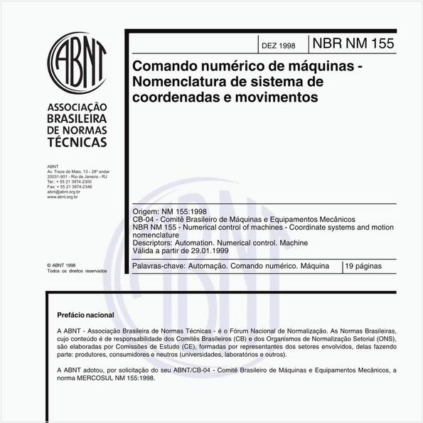 NBRNM155 de 12/1998