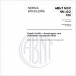NBRNM-ISO186