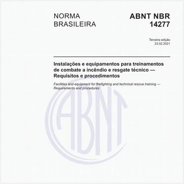 NBR14277 de 05/2005