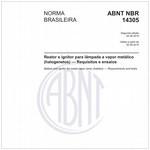 NBR14305