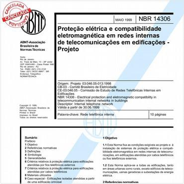 NBR14306 de 05/1999