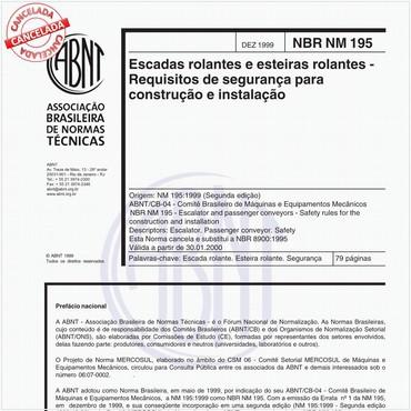 NBRNM195 de 05/1999