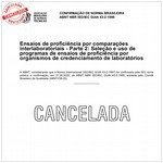 ABNT ISO/IEC GUIA43-2