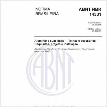 NBR14331 de 05/2009