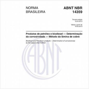 NBR14359 de 04/2013