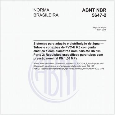 NBR5647-2 de 04/2019