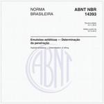 NBR14393