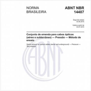 NBR14407 de 06/2015