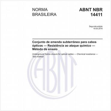 NBR14411 de 05/2016