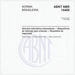 NBR14400