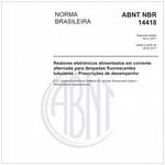 NBR14418