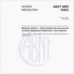 NBR16503