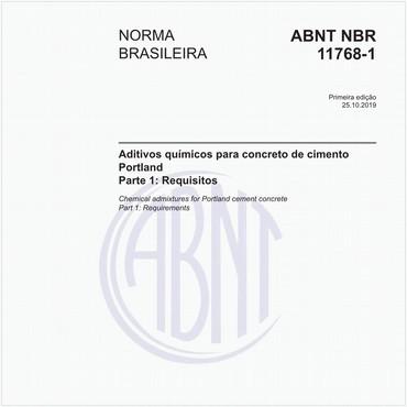 NBR11768-1 de 10/2019