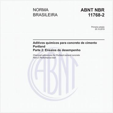 NBR11768-2 de 10/2019