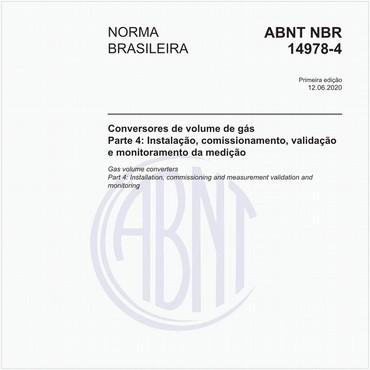 NBR14978-4 de 06/2020