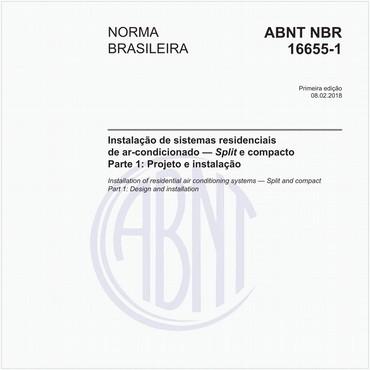 NBR16655-1 de 02/2018