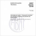 ABNT ISO/TS22789