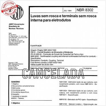 NBR8302 de 07/1994