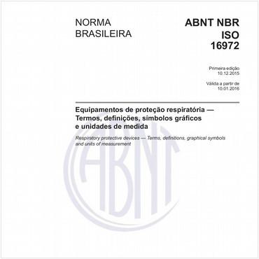 NBRISO16972 de 12/2015