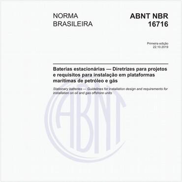 NBR16716 de 10/2019